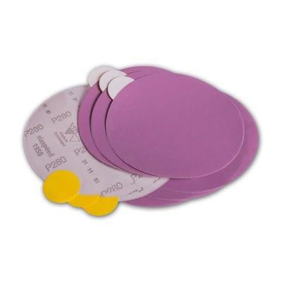 PSA discs abrasives